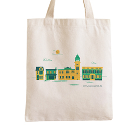 City Hall Tote