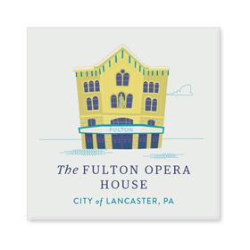 Fulton Theatre Magnet