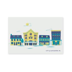 Fulton Theatre Postcard